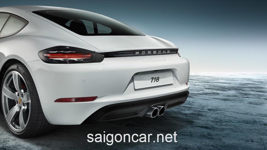 Porsche Cayman Ong Po