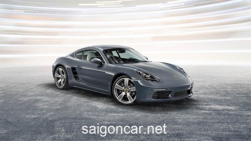 Porsche Cayman Tong Quan