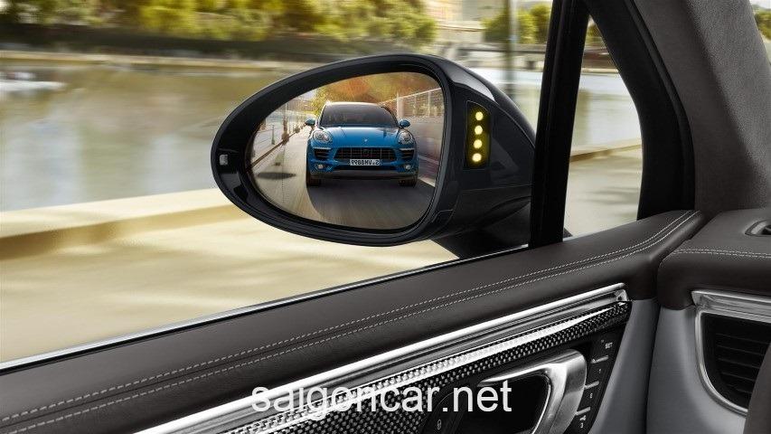 Porsche Macan Cam Bien Mu