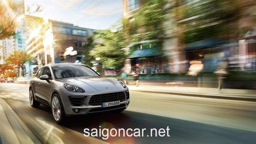 Porsche Macan Dong Co Bac