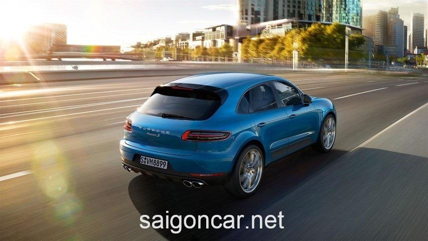 Porsche Macan Dong Co