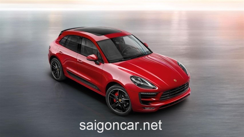 Porsche Macan Hong Do
