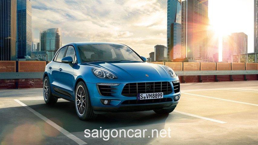 Porsche Macan Hong Xe 2