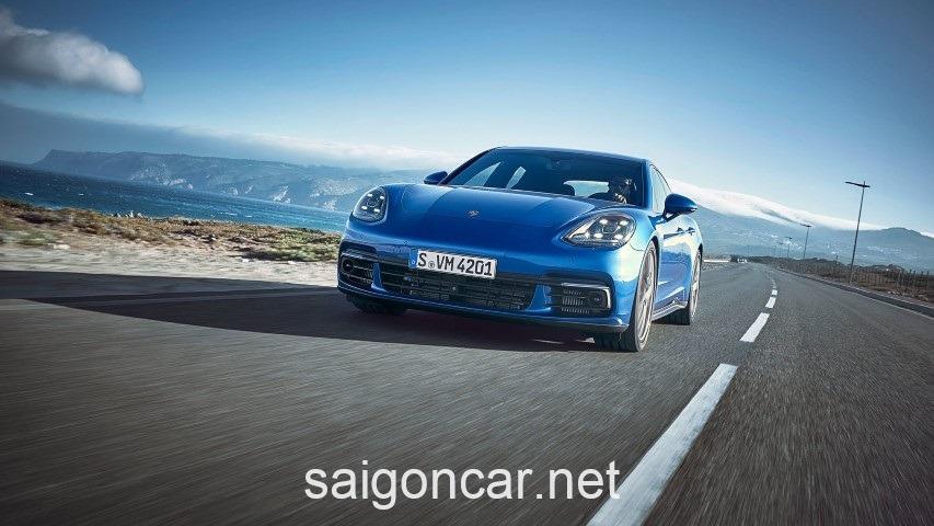 Porsche Panamera Dau Xe 3