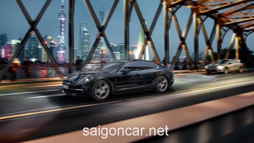 Porsche Panamera Dong Co