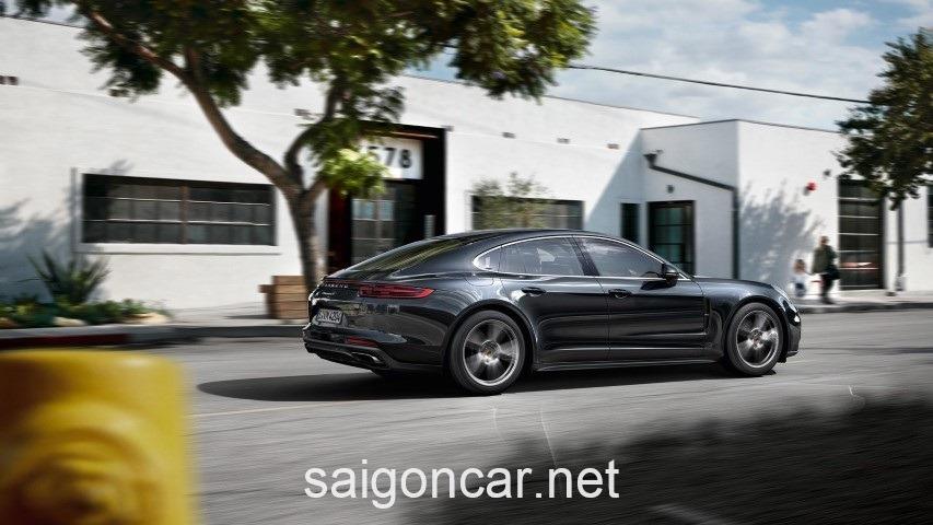 Porsche Panamera Hong Den