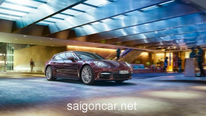 Porsche Panamera Hong Nau