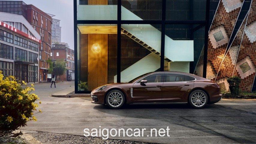 Porsche Panamera Hong Tai Nau