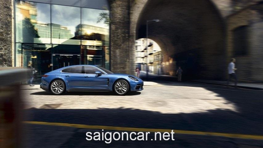 Porsche Panamera Hong Xanh