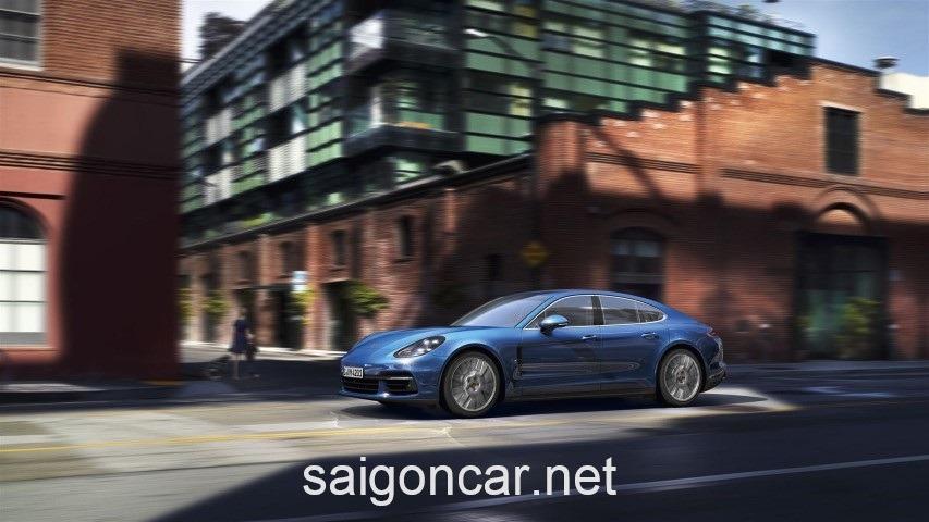 Porsche Panamera Hong Xe 2