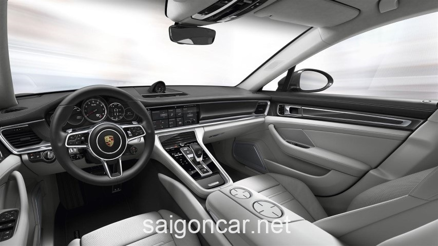 Porsche Panamera Vo Lang