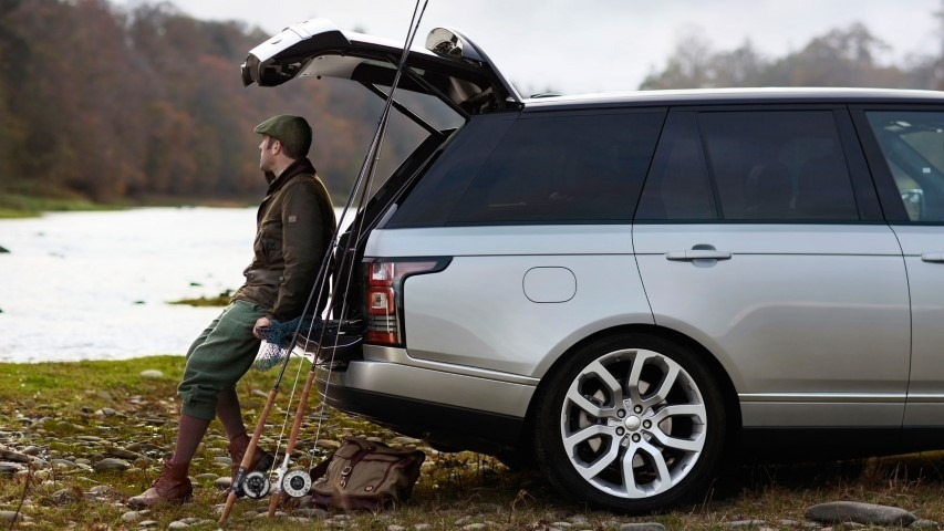 Range Rover Cop Xe