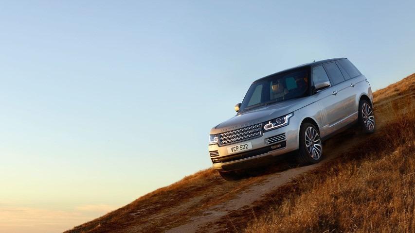 Range Rover Dau Xe