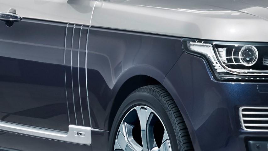 Range Rover Den Xe