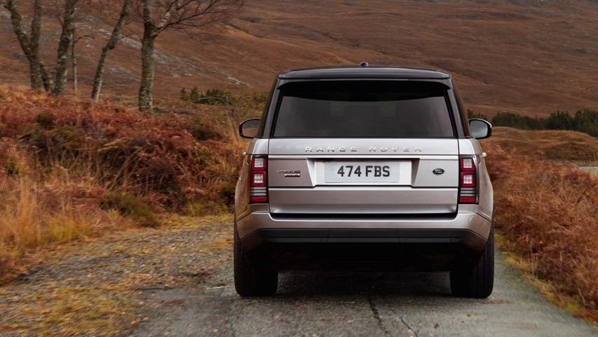 Range Rover Duoi Xe