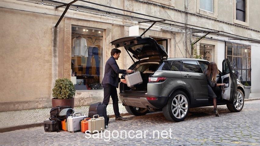 Range Rover Evoque Cop Xe