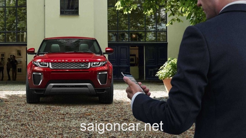 Range Rover Evoque Dau Do