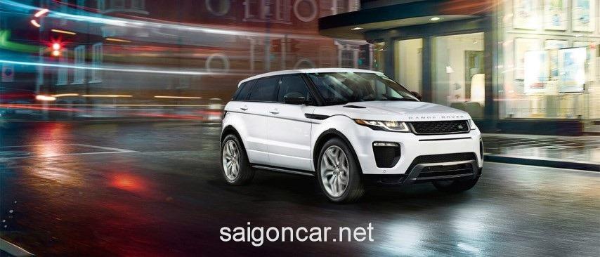 Range Rover Evoque Dong Co Trang