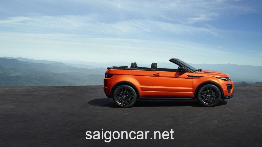 Range Rover Evoque Hong Cam