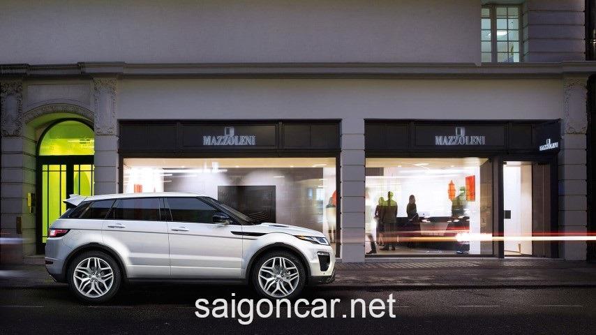 Range Rover Evoque Hong Trang