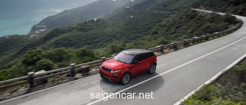 Range Rover Evoque Noc Xe Do