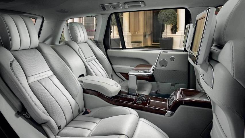 Range Rover Hang Ghe