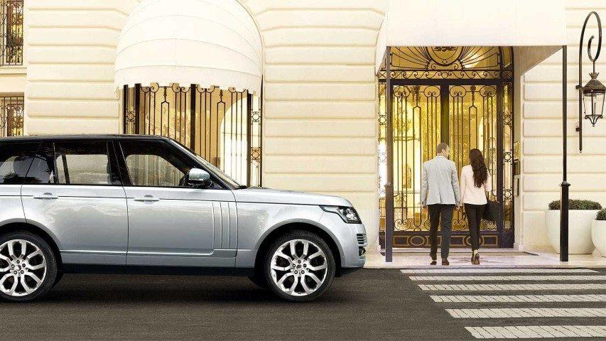 Range Rover Hong Trang