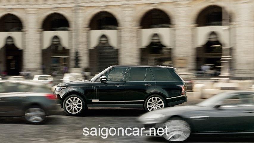 Range Rover Hong Xe