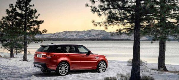Range Rover Sport Hong Xe