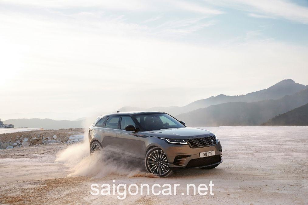 Range Rover Velar Dia Hinh