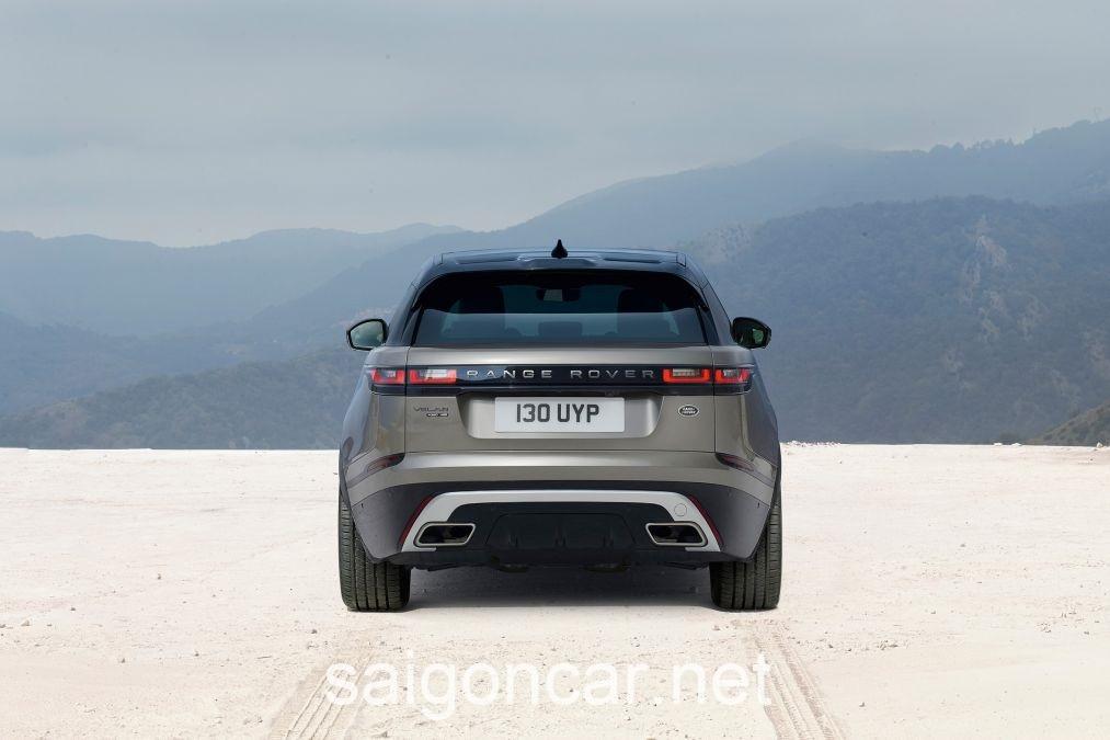 Range Rover Velar Duoi Xam