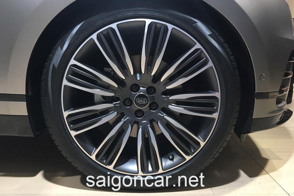 Range Rover Velar La Zang