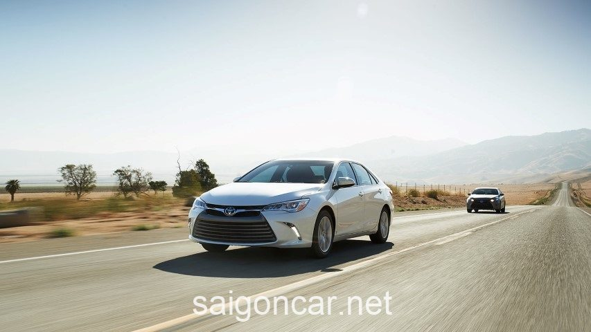 Toyota Camry LE Dong Co