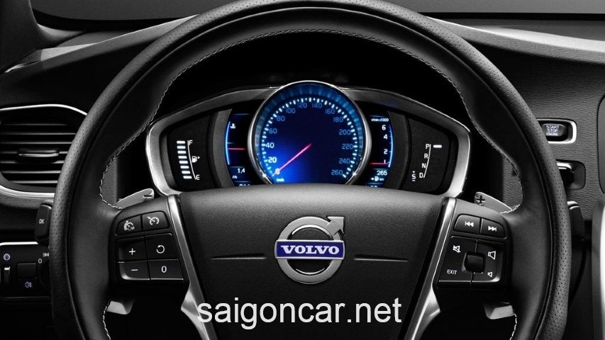 Volvo S60 Dong Ho