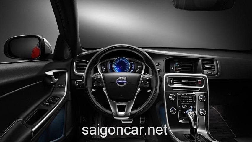 Volvo S60 Noi That