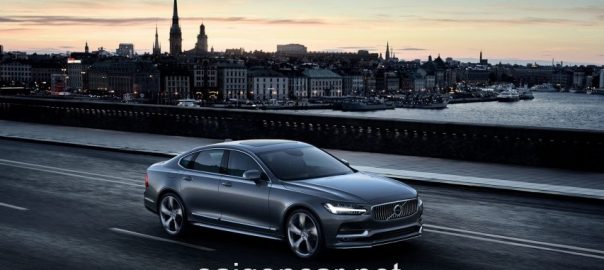Volvo S90 Dong Co 2