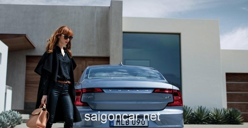 Volvo S90 Duoi Xe