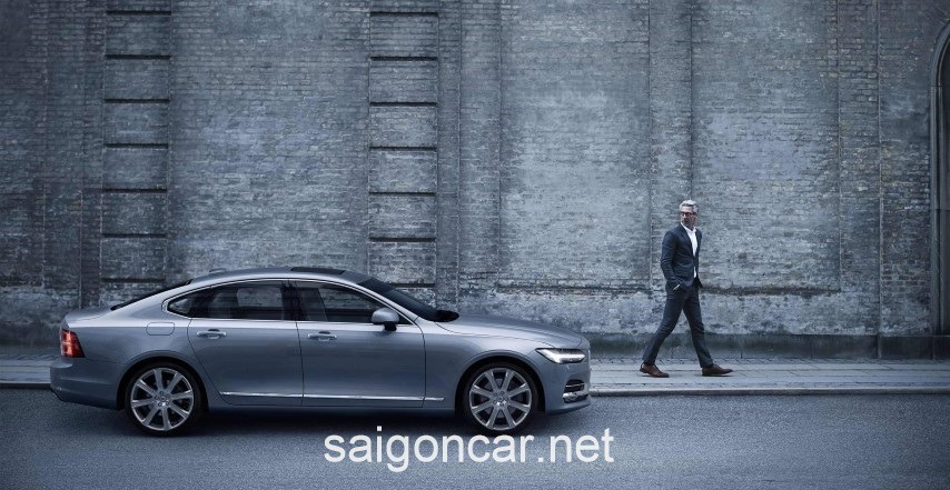 Volvo S90 Hong Xe