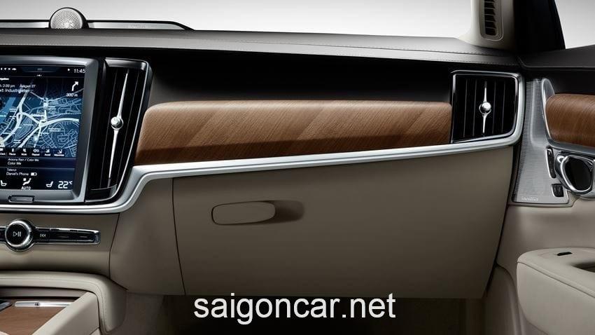 Volvo S90 Man Hinh