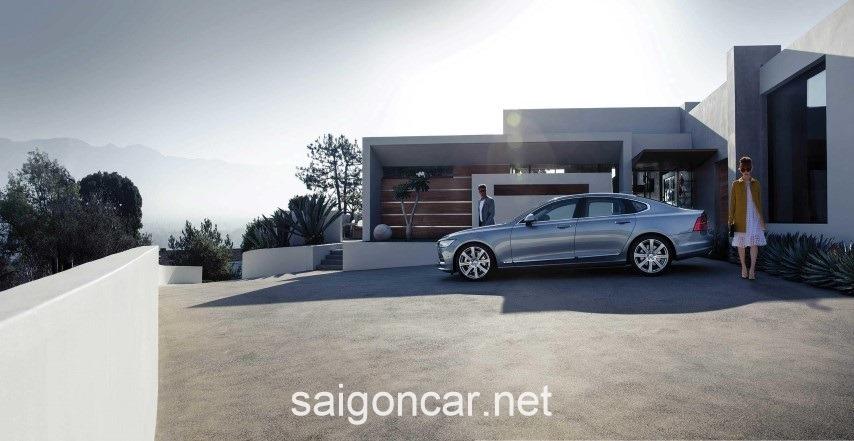Volvo S90 Tong Quan