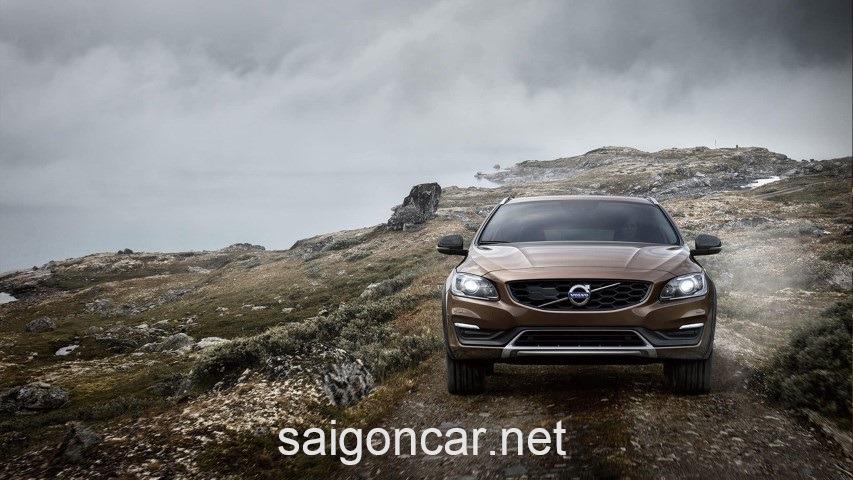 Volvo V60 Dau Xe