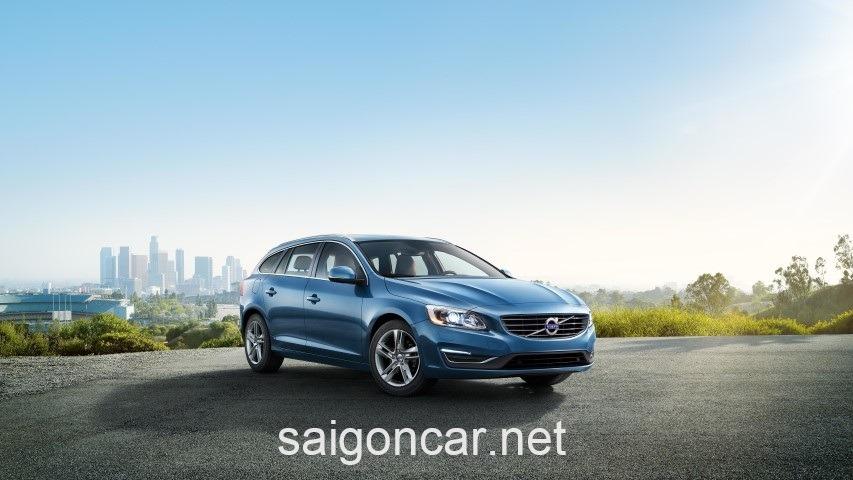 Volvo V60 Tong Quan 3