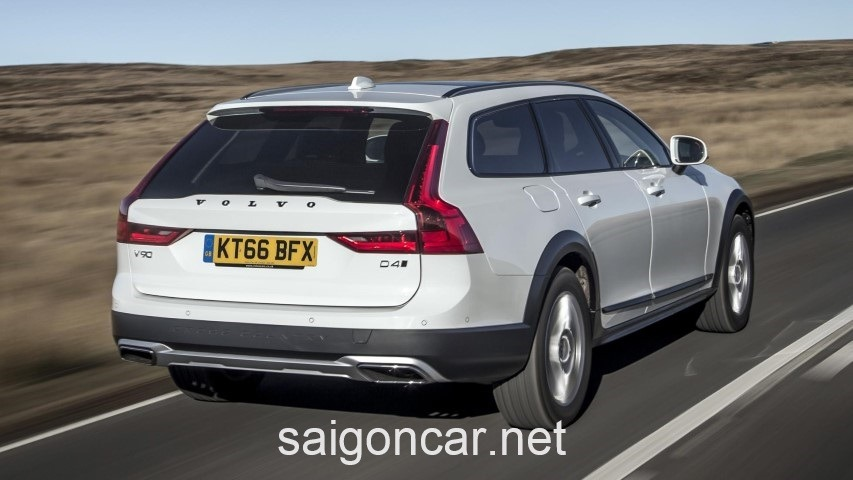 Volvo V90 Dong Co