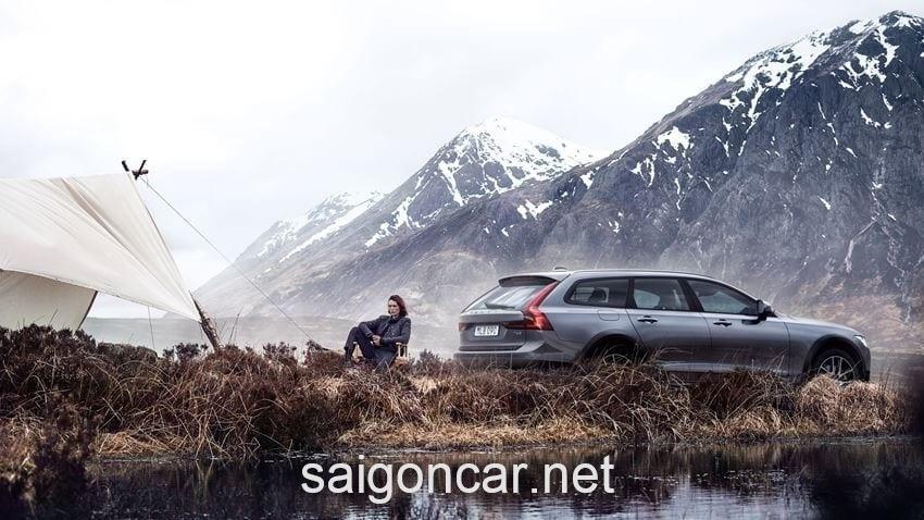 Volvo V90 Hong Xe 3