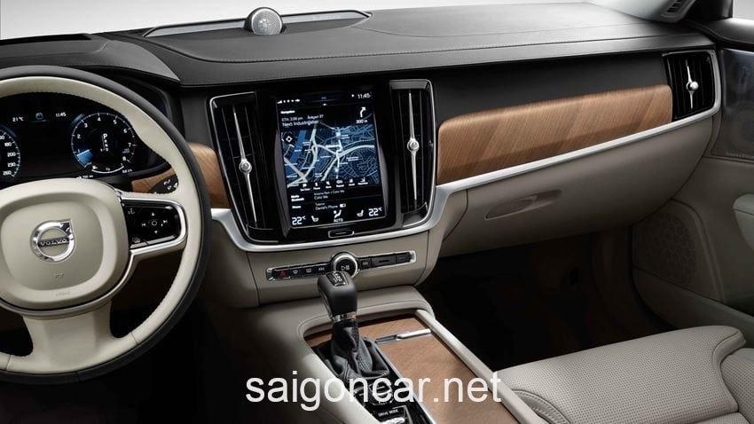 Volvo V90 Tap Lo