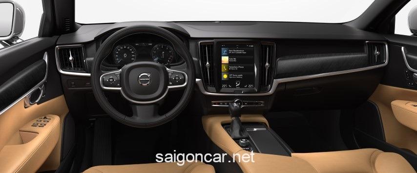 Volvo V90 Vo Lang