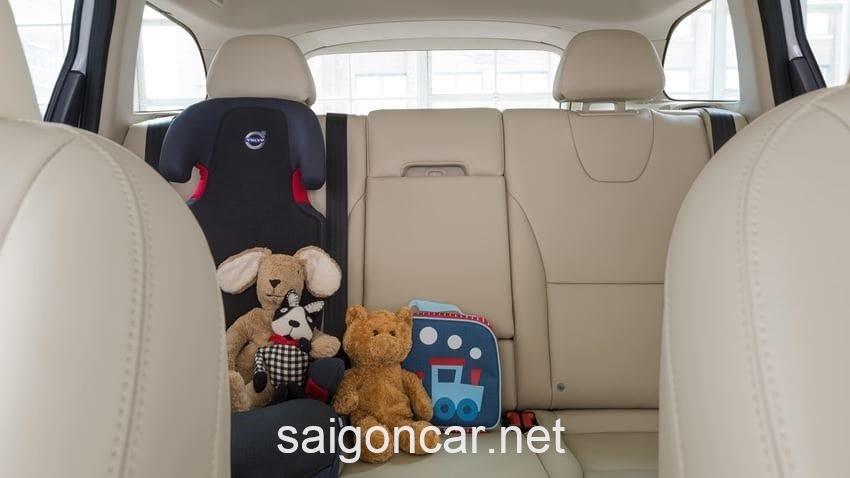 Volvo XC60 Ghe Sau