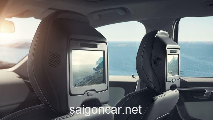 Volvo XC60 Hang Ghe Sau