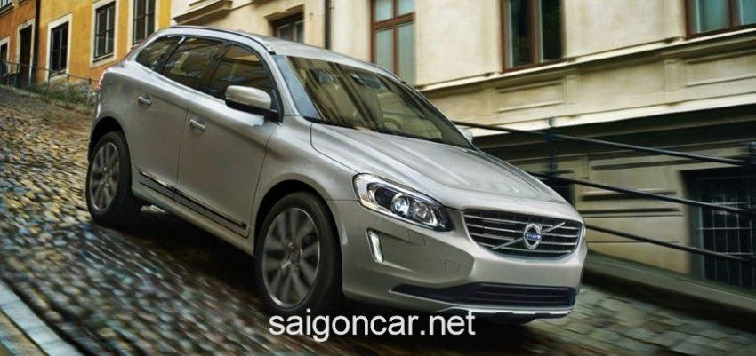 Volvo XC60 Hong Trang
