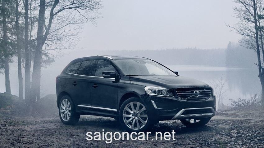 Volvo XC60 Hong Xanh